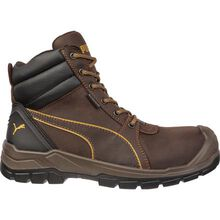 Puma Safety Tornado CTX Mid Men's 6 inch Composite Toe Electrical Hazard Waterproof Work Hiker