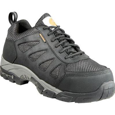 Carhartt Lightweight Men's 3 inch Carbon Nano Toe Electrical Hazard Waterproof Work Shoe, , large