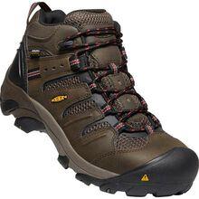 KEEN Utility® Lansing Mid Men's Steel Toe Electrical Hazard Waterproof Work Hiker