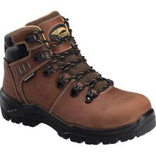 Avenger Foundation Women's Carbon Fiber Toe Puncture-Resistant Waterproof Work Boots