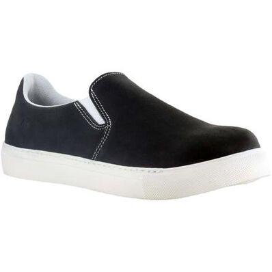 Mellow Walk Jessica Women's Steel Toe Static-Dissipative Work Slip-On Shoe, , large