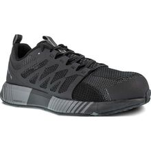 Reebok Fusion Flexweave™ Work Men's Composite Toe Electrical Hazard Athletic Shoe