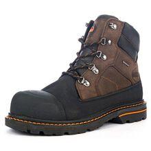 HOSS K-Tough Men's 6 inch Composite Toe Electrical Hazard Puncture-Resistant Waterproof Work Boot