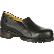 calzado de trabajo con punta de acero sin cordones aprobado por CSA Mellow Walk Women's Vanessa para mujeres
