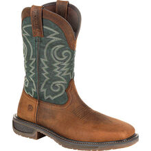 Durango® WorkHorse™ Steel Toe Western Work Boot