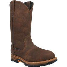 Dan Post Twister Men's 12-inch Composite Toe Electrical Hazard Waterproof Western Work Boot