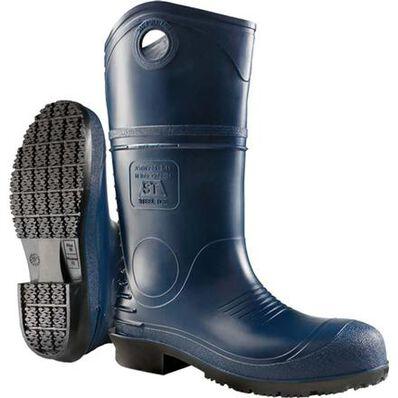 Dunlop DuraPro Steel Toe Waterproof Rubber Boot, , large