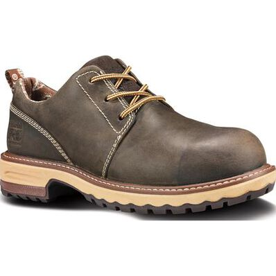 Timberland PRO Hightower Women's Composite Toe Electrical Hazard Non-Metallic Work Oxford, , large