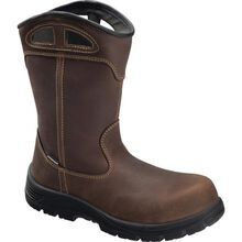 Avenger Framer Men's 11 inch Composite Toe Electrical Hazard Waterproof Work Wellington