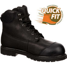 QUICKFIT Collection: Lehigh Safety Shoes Unisex Composite Toe Waterproof 100g Insulated Work Shoe