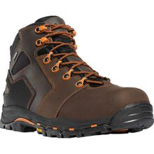 Danner Vicious Men's 4.5 inch Composite Toe Electrical Hazard Waterproof Work Hiker