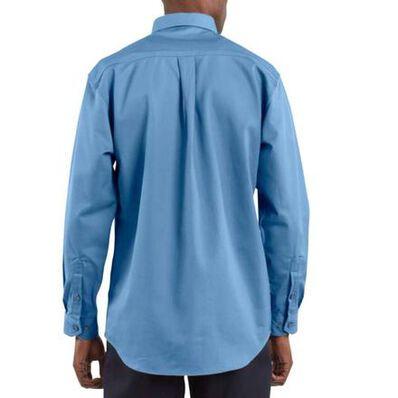 Camisa de sarga resistente a las llamas Carhartt, , large