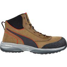 Puma Safety Motion Cloud Rapid Mid Men's Fiberglass Toe Electrical Hazard Athletic Work Boot