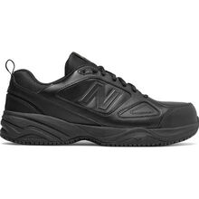 New Balance 627v2 Men's Steel Toe Static Dissipative Leather Athletic Work Shoes