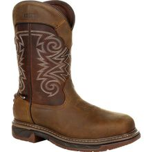 Rocky Iron Skull 600G Insulated Composite Toe Waterproof Western Boot
