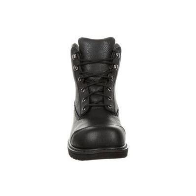 "Lehigh Safety Shoes Unisex 6"" Steel Toe Electrical Hazard Waterproof Work Boot, , large"
