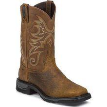 Tony Lama Sierra Badlands TLX Composite Toe Waterproof Western Work Boot
