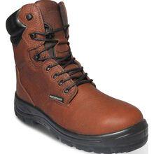 S Fellas by Genuine Grip Poseidon Men's 8 Inch Composite Toe Electrical Hazard Waterproof Work Boot