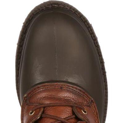 bota de trabajo impermeable con punta de acero Lehigh Swampers de 6 pulgadas, , large