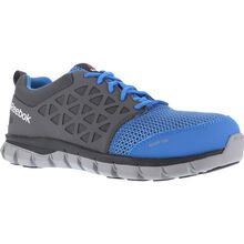 Reebok Sublite Cushion Work Women's Alloy Toe Static-Dissipative Work Athletic Shoe