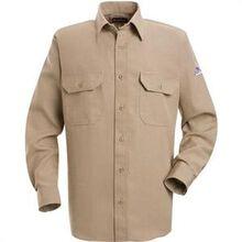 Camisa de uniforme resistente a las llamas Bulwark