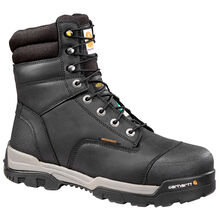 Carhartt Ground Force 8 inch CSA Composite Toe Puncture Resistant Insulated Waterproof Men's Work Boots