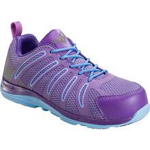 Nautilus Women's Carbon Fiber Toe Slip-Resistant Work Athletic Shoe