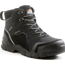Dickies Corvus Men's 6 inch Steel Toe Electrical Hazard Waterproof Work Hiker