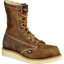 Thorogood American Heritage Steel Toe Moc Toe Wedge Work Boot