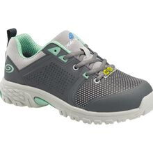 Nautilus Zephyr Women's Alloy Toe Static-Dissipative Slip-Resistant Athletic Work Shoe