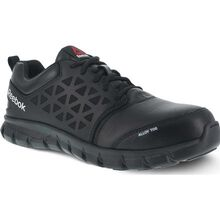 Reebok Sublite Cushion Work Alloy Toe Work Athletic Shoe