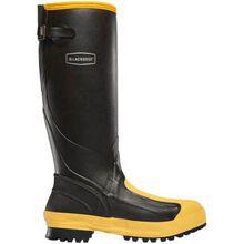 LaCrosse Alpha Aggressive Men's Steel Toe Metatarsal Puncture-Resisting Insulated Waterproof Rubber Boot