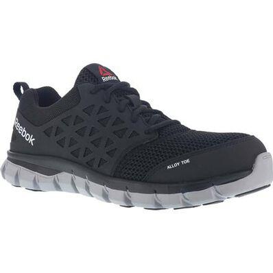 Reebok Sublite Cushion Work Women's Alloy Toe Work Athletic Shoe, , large