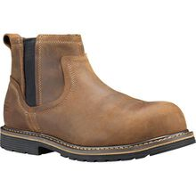 Timberland PRO Millworks Men's Composite Toe Electrical Hazard Leather Romeo Work Boot