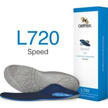 Aetrex Men's Speed Low/Flat Arch Orthotic