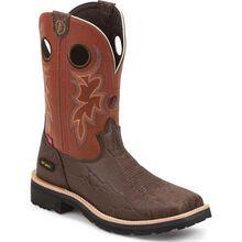 Tony Lama 3R Composite Toe Western Work Boot