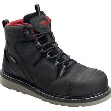 Avenger Wedge Men's 6 inch Carbon Nanofiber Toe Electrical Hazard Leather Waterproof Work Boot