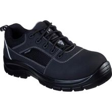 SKECHERS Work Trophus Men's Steel Toe Electrical Hazard Work Oxford