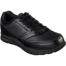 SKECHERS Work Nampa Men's Slip Resistant Electrical Hazard Athletic Work Shoe