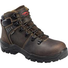 Avenger Foundation Men's Carbon Fiber Toe Puncture-Resisting Waterproof Work Boots