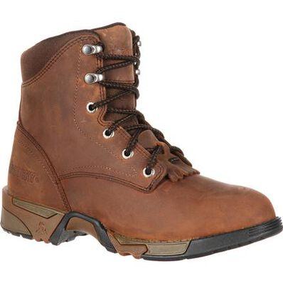 Rocky Aztec Women's Steel Toe Work Boot, , large