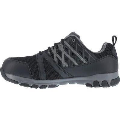 Reebok Sublite Steel Toe Static-Dissipative Slip-Resistant Work Athletic Shoe, , large