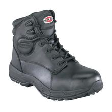 Iron Age Ground Finish Steel Toe Work Boot