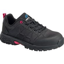 Nautilus Spark Women's Carbon Nano Toe Electrical Hazard Athletic Work Shoe