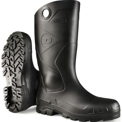 Dunlop Chesapeake 14 inch Steel Toe Waterproof PVC Work Boot, , large