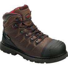 Avenger Hammer Men's Met Guard Carbon Fiber Toe Electrical Hazard Puncture-Resistant Waterproof Work Boot