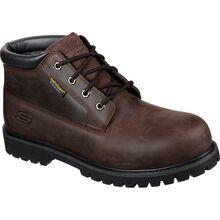Skechers Work Trevok Men's Steel Toe Electrical Hazard Waterproof Work Boot