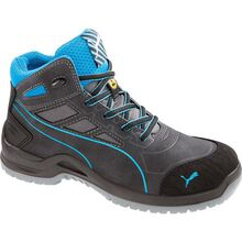 Puma Miss Safety Technics Women's Mid Steel Toe Static-Dissipative Work Boot