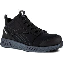 Reebok Fusion Formidable Work Men's Composite Toe Electrical Hazard Leather Mid-Cut Athletic