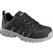 Nautilus Stratus Women's Composite Toe Electrical Hazard Work Athletic Shoe